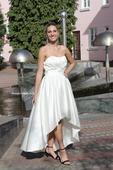 Výprodej svatební šaty  vel.38, 38