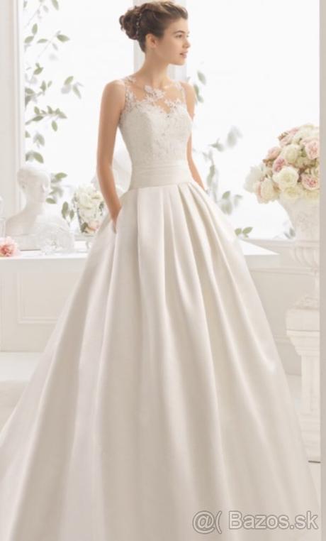 Luxusné svadobné šaty - Obrázok č. 2