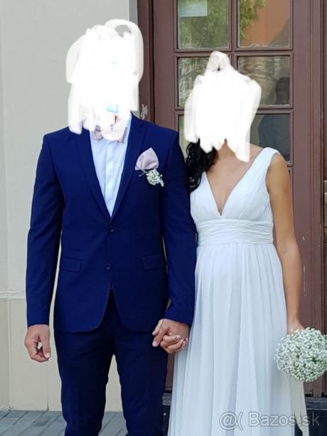 Romantické svadobné šaty aj pre tehuľky - Obrázok č. 2