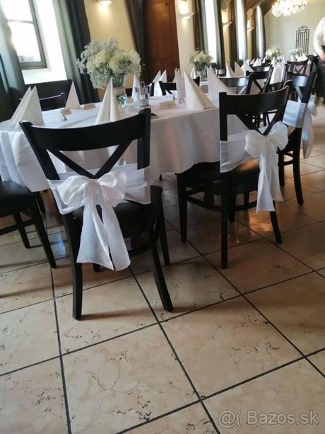 Mašle na stoličky - Obrázok č. 1