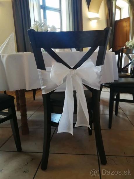 Mašle na stoličky - Obrázok č. 2