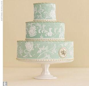 Ktoraze to torta bude... - tato je krasna, mne by sa hodila v jemne marhulovej alebo smotanovej farbe