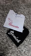 Naše tričká. .keď sa budeme pripravovať :)