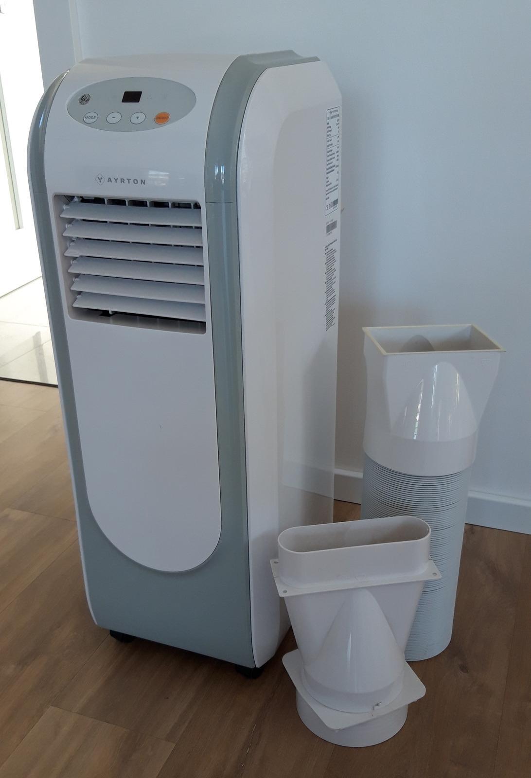 Mobilná klimatizácia AYRTON - Obrázok č. 1