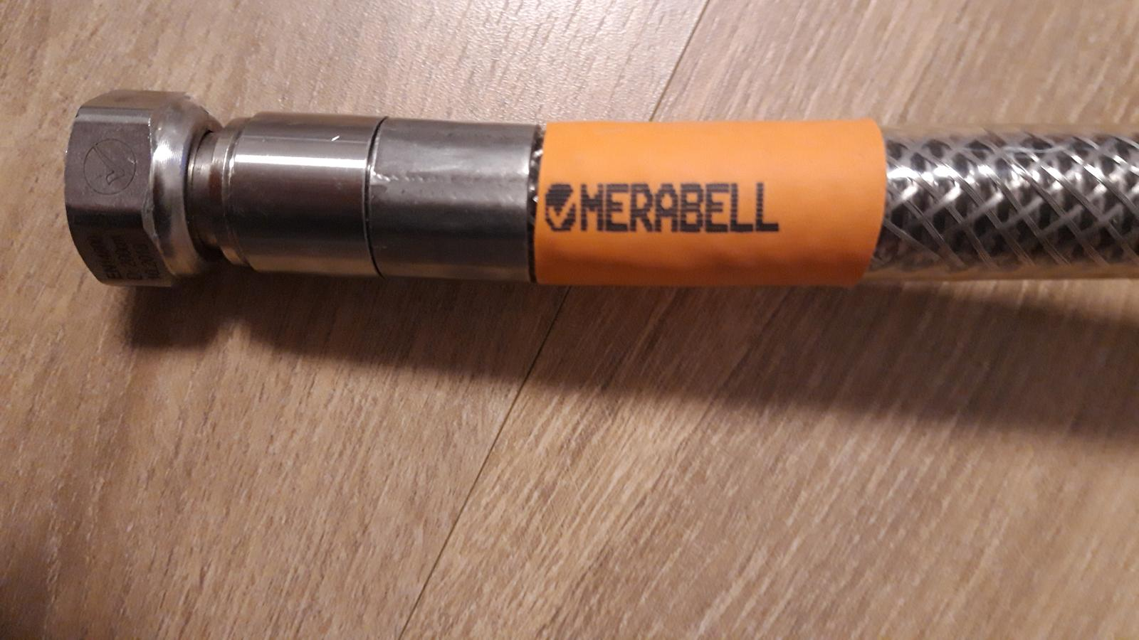 Plynová hadice MERABELL 200cm - Obrázok č. 4