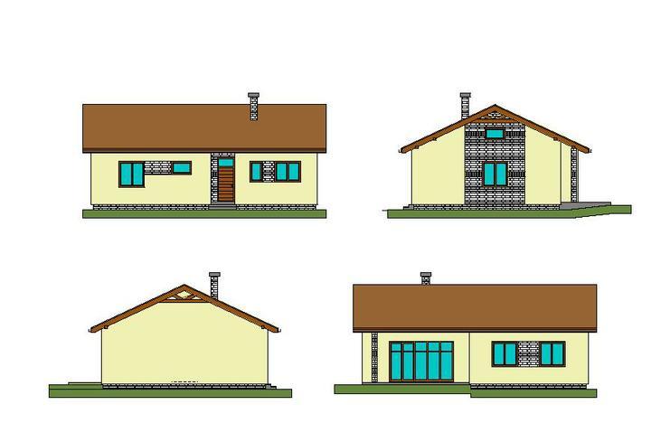 Náš Domček - Pohľady podľa projektu