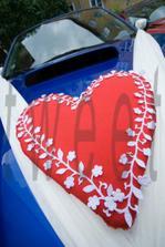 auto nevěsty výzdoba k prodeji