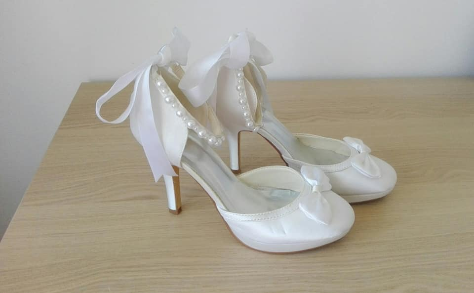 Svatabní boty vel. 37 - Obrázek č. 1