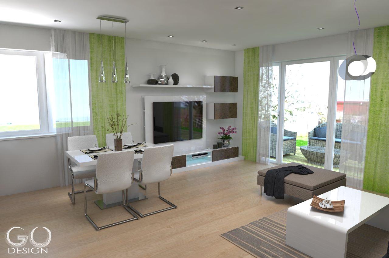 Rodinný domček so sviežim interiérom pre mladý pár - Viničné - Obrázok č. 8