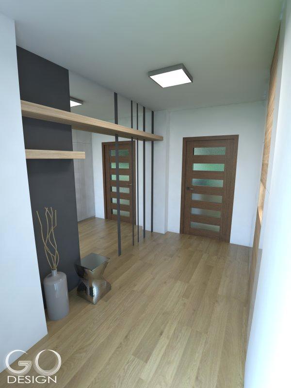 Vianočný projekt novostavby Ivanka pri Nitre - Celý dom sme navrhovali v minimalistickom štýle, ktorý predurčuje aj exteriér domu