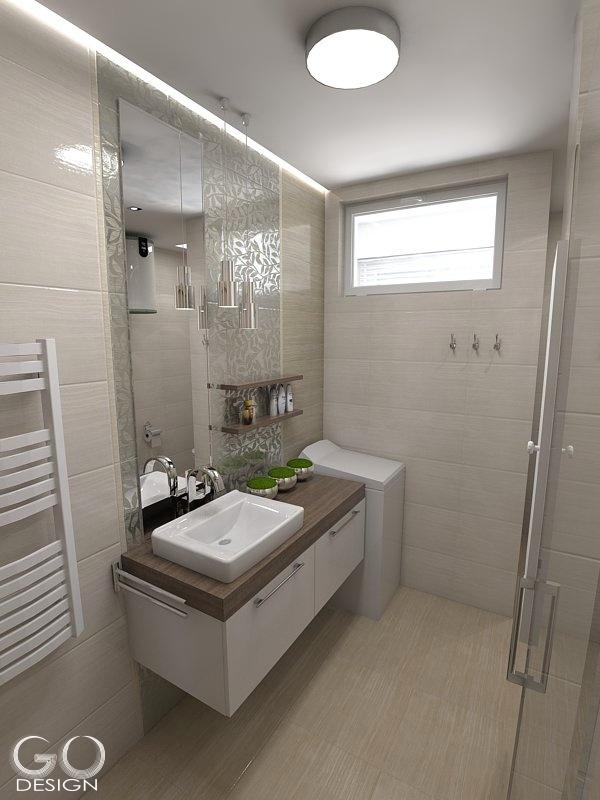 Návrh priestorov bytu v Rožňave - www.godesign.sk