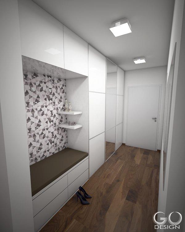 Návrh priestorov bytu v Hurbanove - Obrázok č. 1