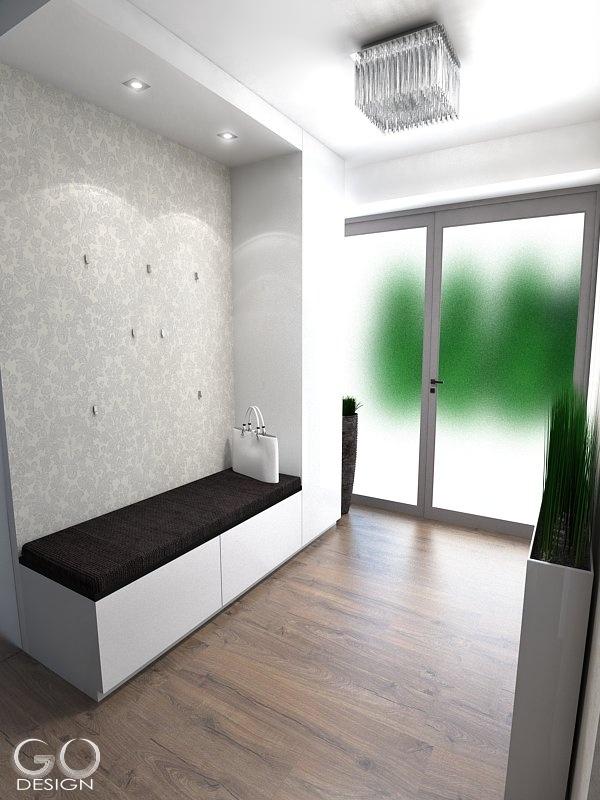 Návrh priestorov domu pri Vrábľoch - Obrázok č. 2