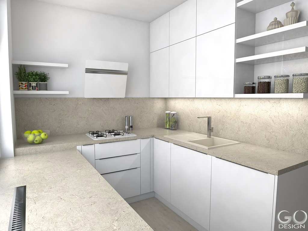 Návrh priestorov bytu - Vranov nad Topľou - Obrázok č. 1