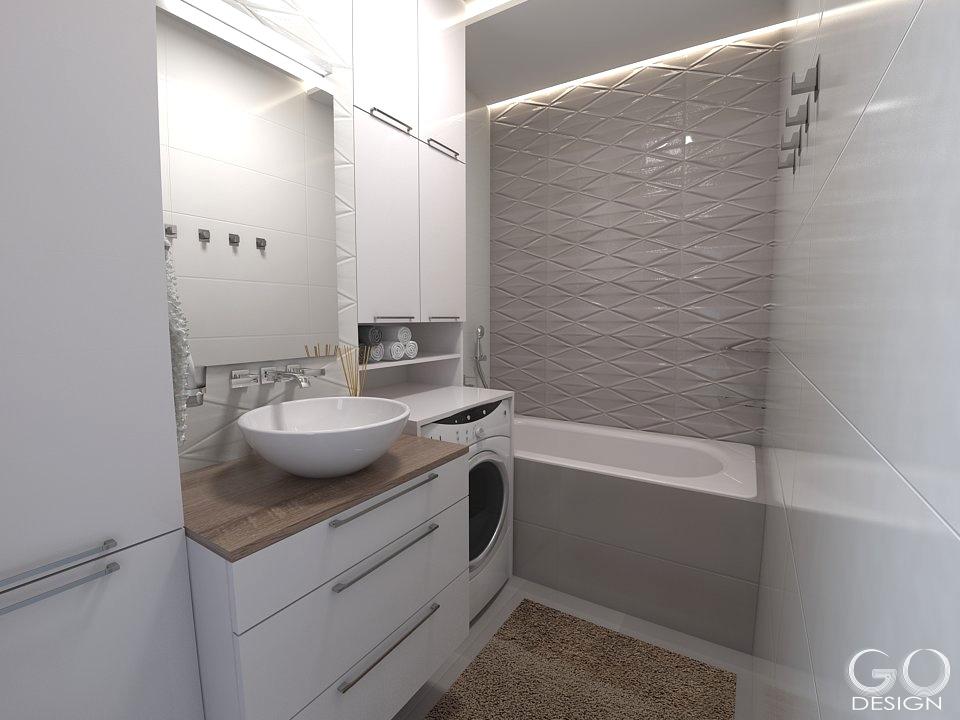 Návrh priestorov bytu - Vranov nad Topľou - Obrázok č. 3