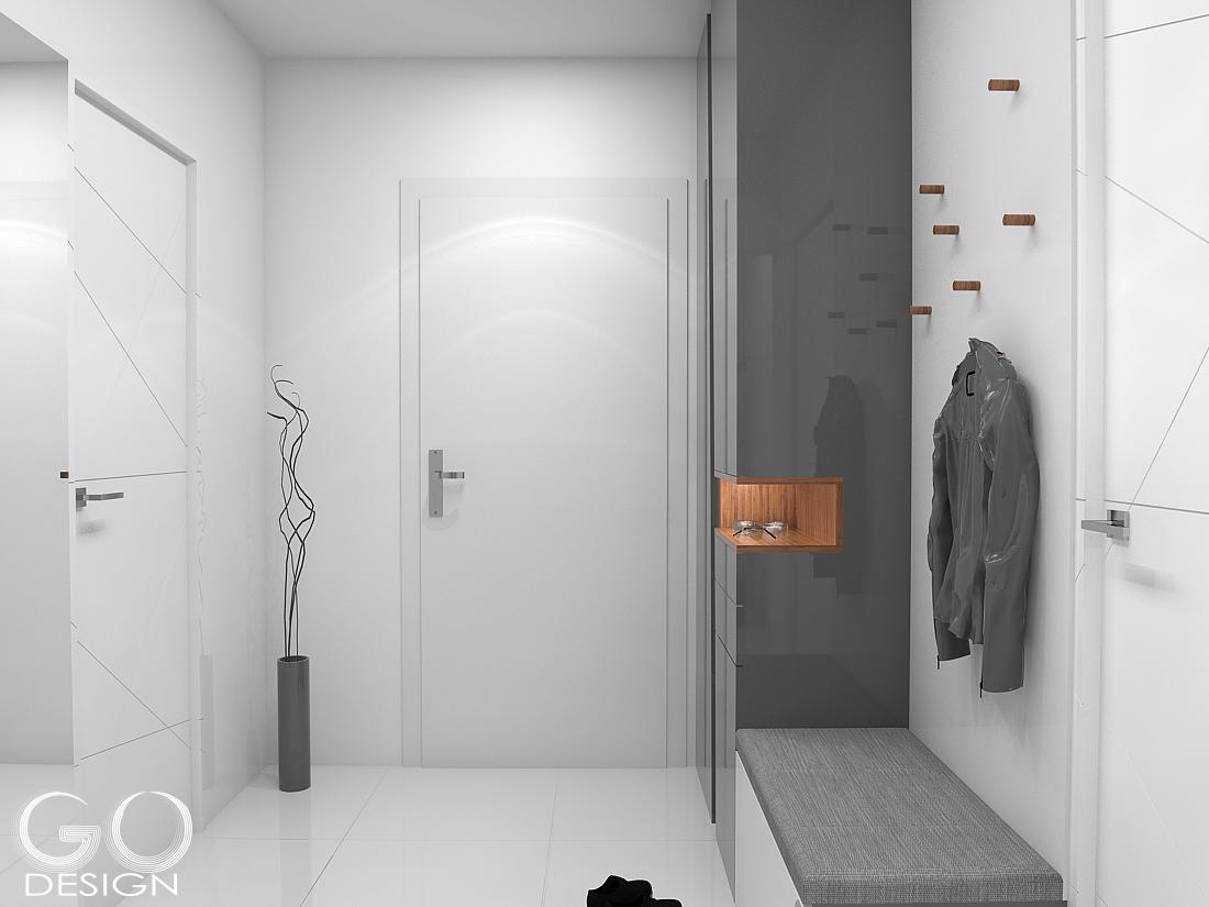 """Návrh priestorov """"pánskeho"""" bytu v Košiciach - Obrázok č. 1"""