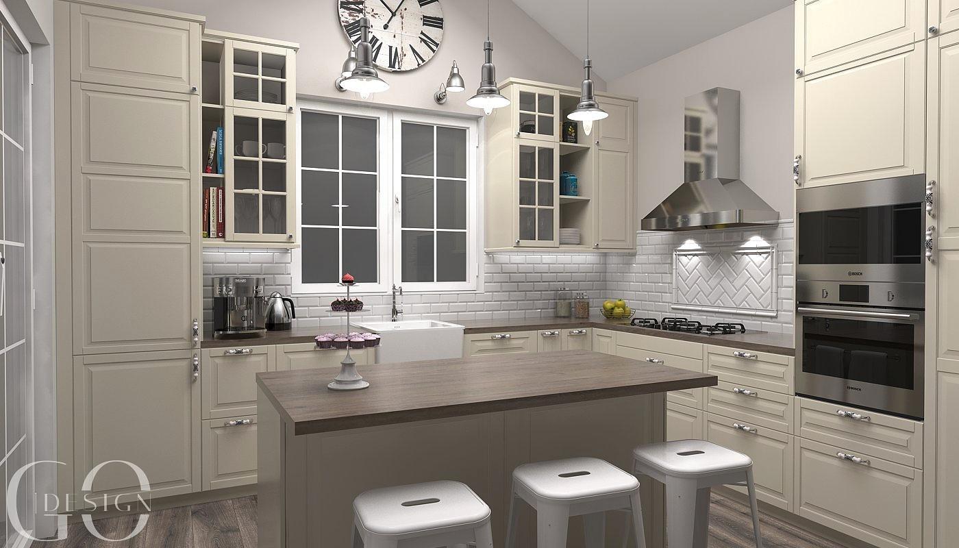 Návrh kuchyne a kúpeľne v Bratislave - Obrázok č. 5