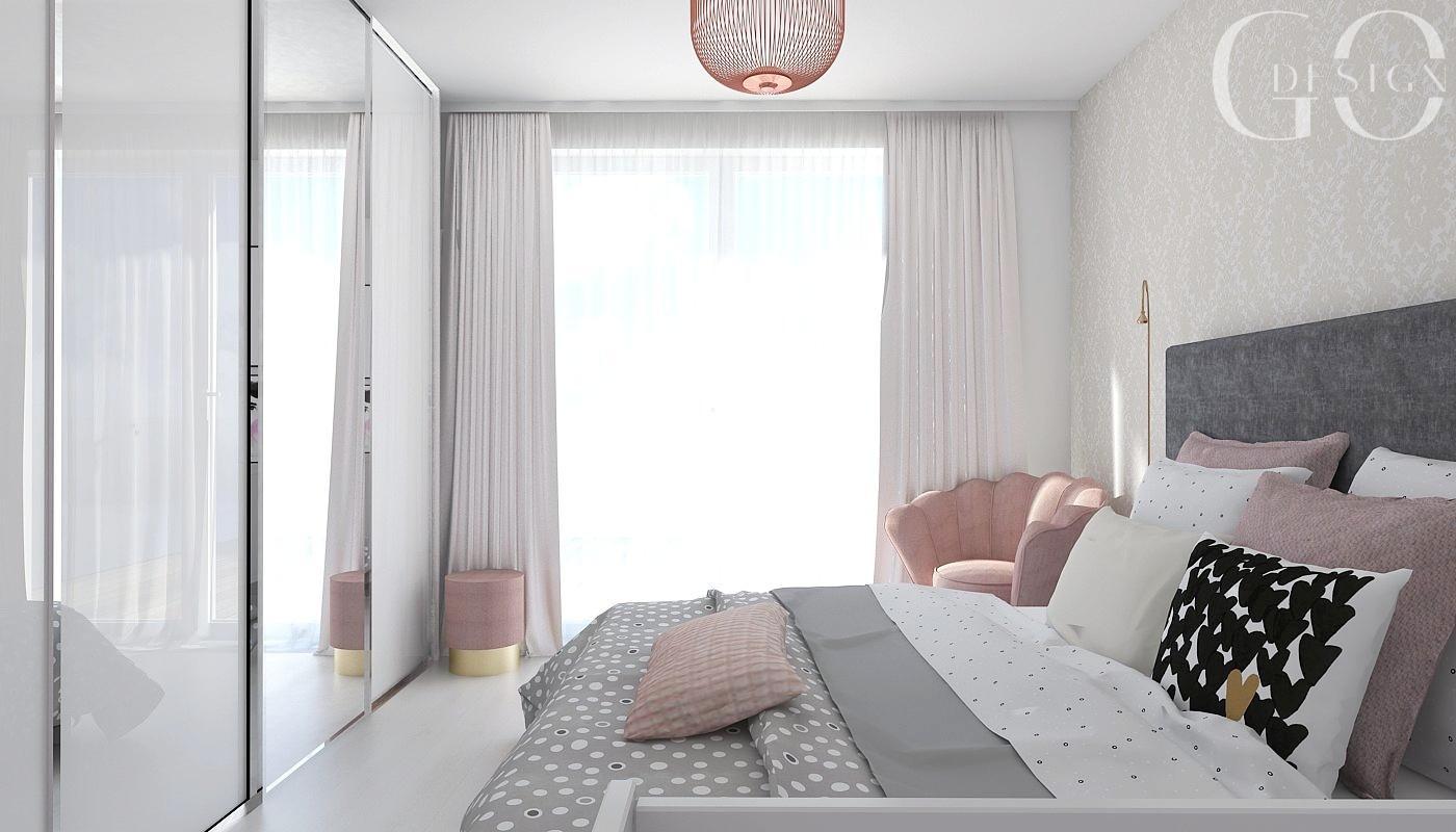 Návrh bytu v štýle glamour a art déco - Rezidencia Nová Koliba, Bratislava - Obrázok č. 9