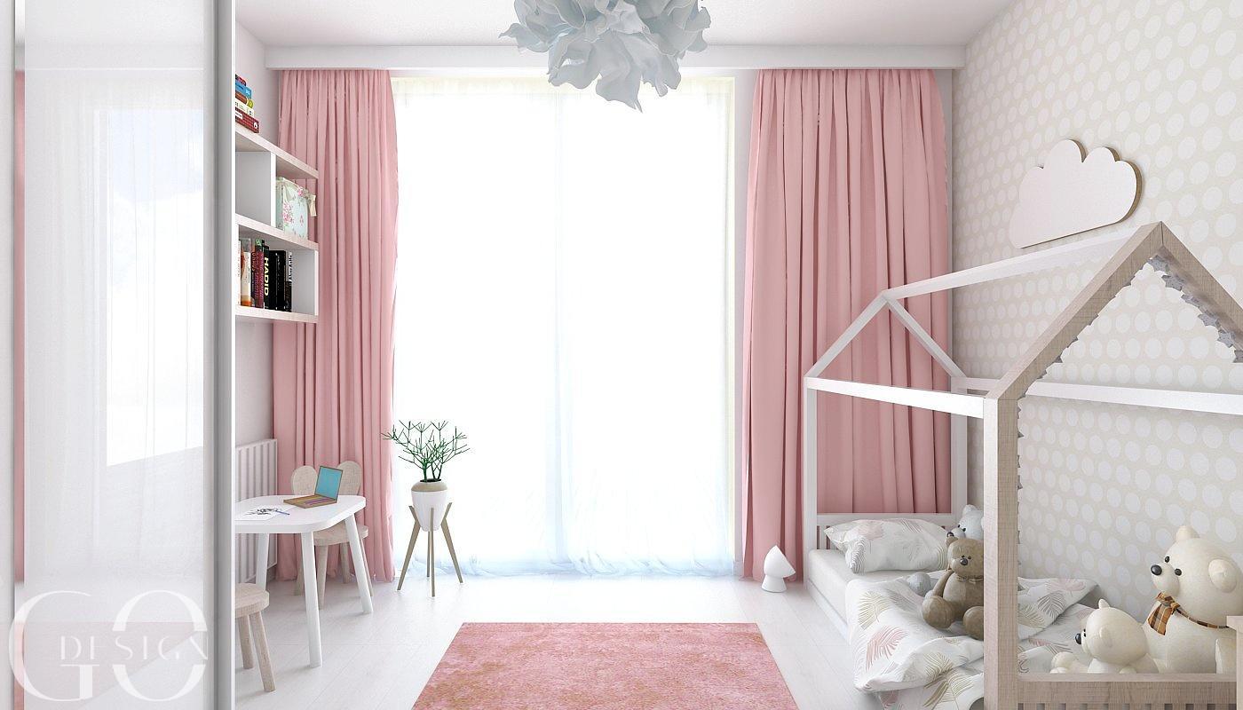 Návrh bytu v štýle glamour a art déco - Rezidencia Nová Koliba, Bratislava - Obrázok č. 10
