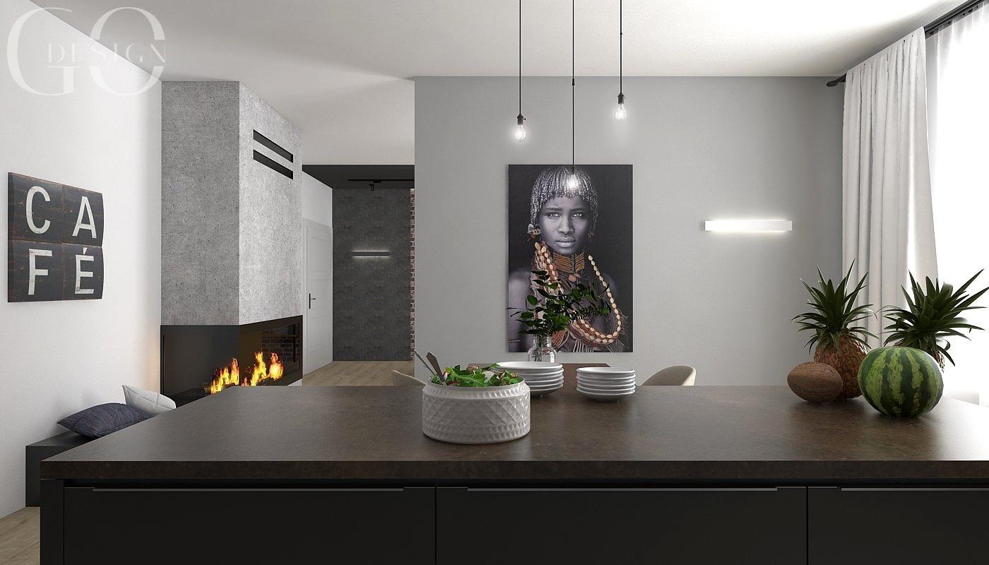 Návrh staromestského bytu v loftovom štýle - Rožňava - Obrázok č. 4