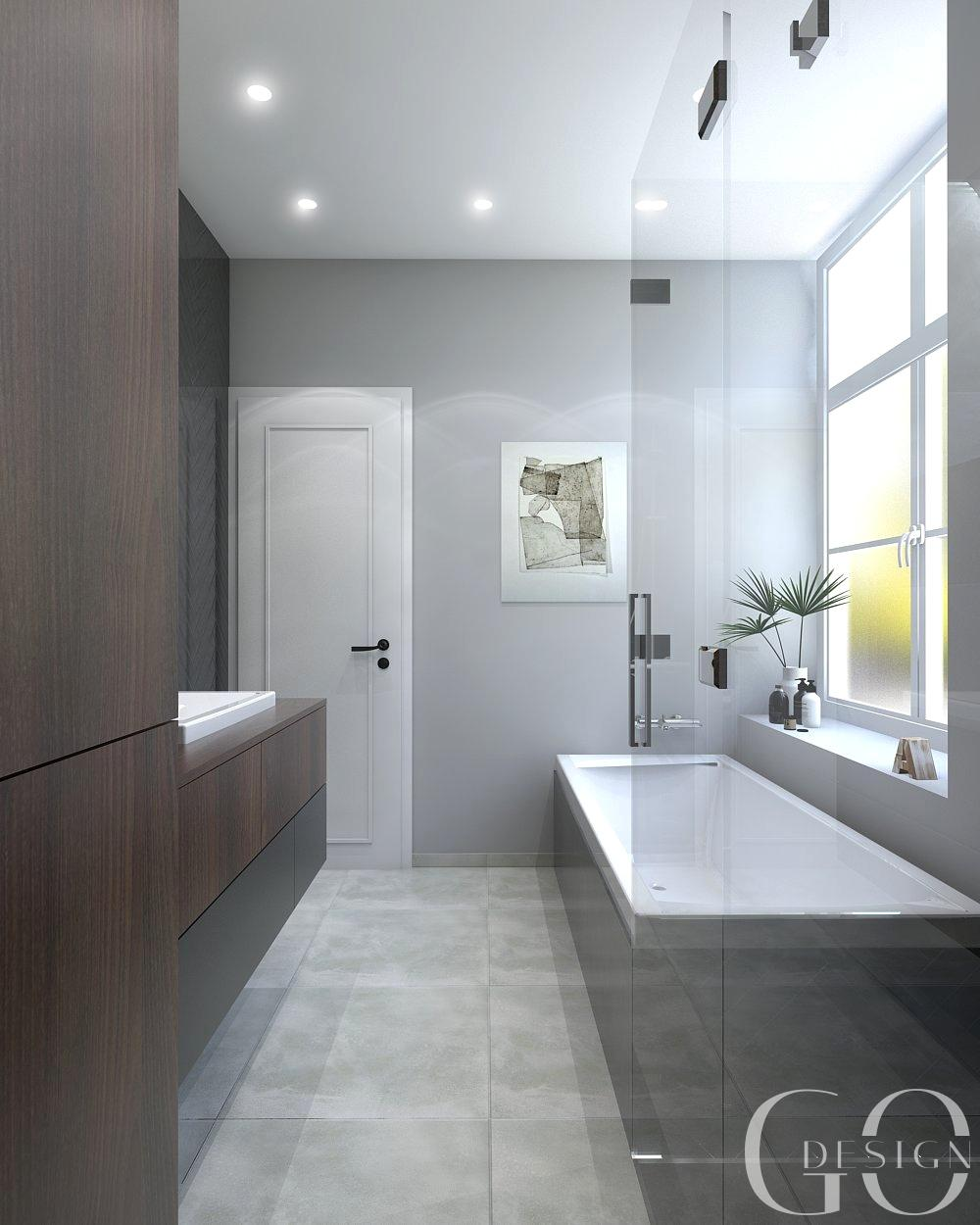 Návrh staromestského bytu v loftovom štýle - Rožňava - Obrázok č. 10