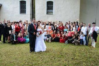 "Naša ""tučná slovenská svadba"". :-)"