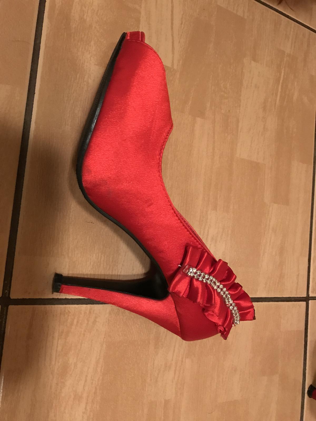Topánky na redovy tanec - Obrázok č. 1