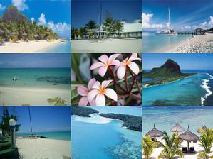 Tak tady bude svatba - ostrov Mauricius