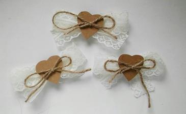 vývazky pro svatebčany