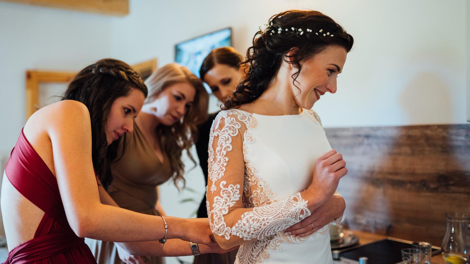 Kateřina & Tomáš (Podzimní svatba 2019) - Obrázek č. 11