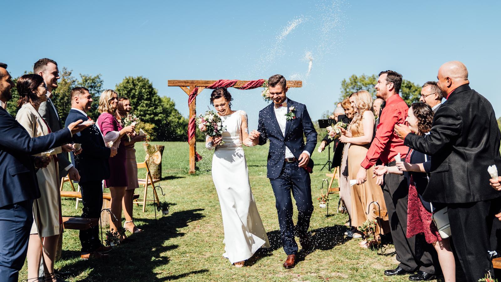 Kateřina & Tomáš (Podzimní svatba 2019) - Obrázek č. 16