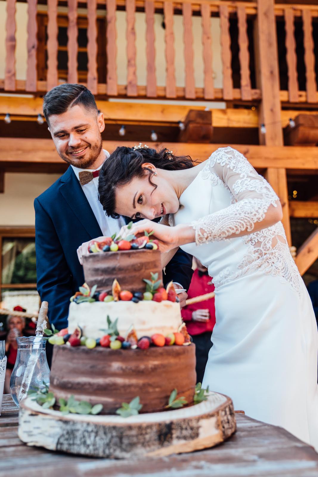 Kateřina & Tomáš (Podzimní svatba 2019) - Obrázek č. 19