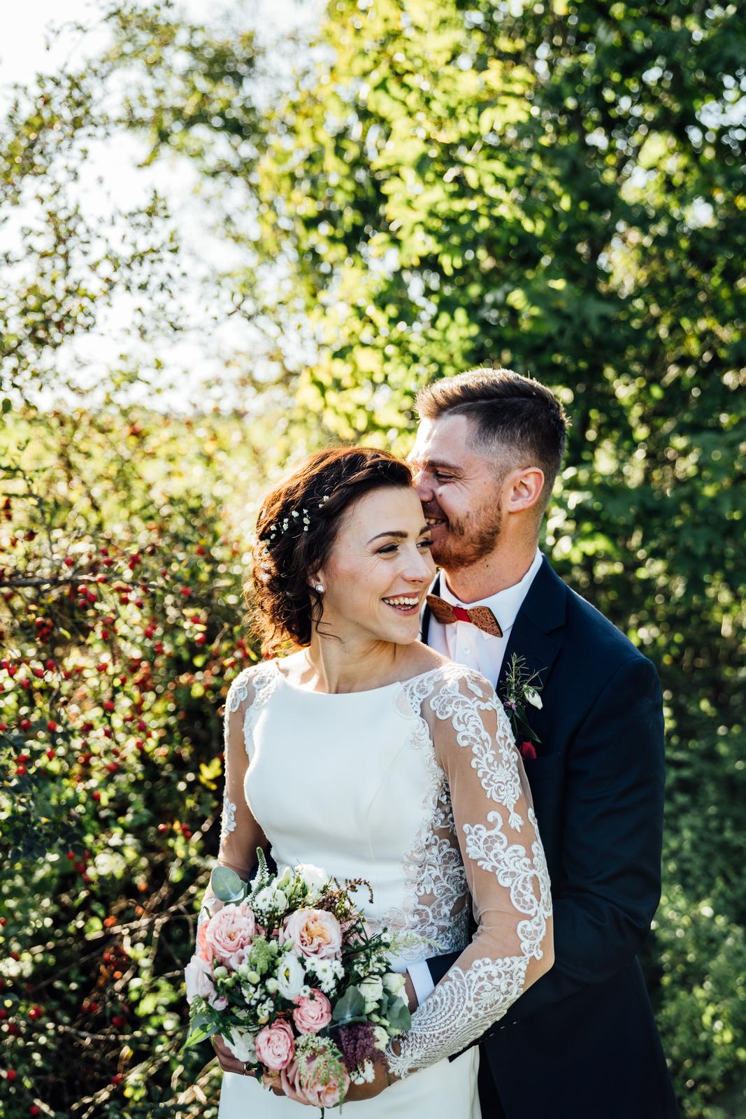 Kateřina & Tomáš (Podzimní svatba 2019) - Obrázek č. 21