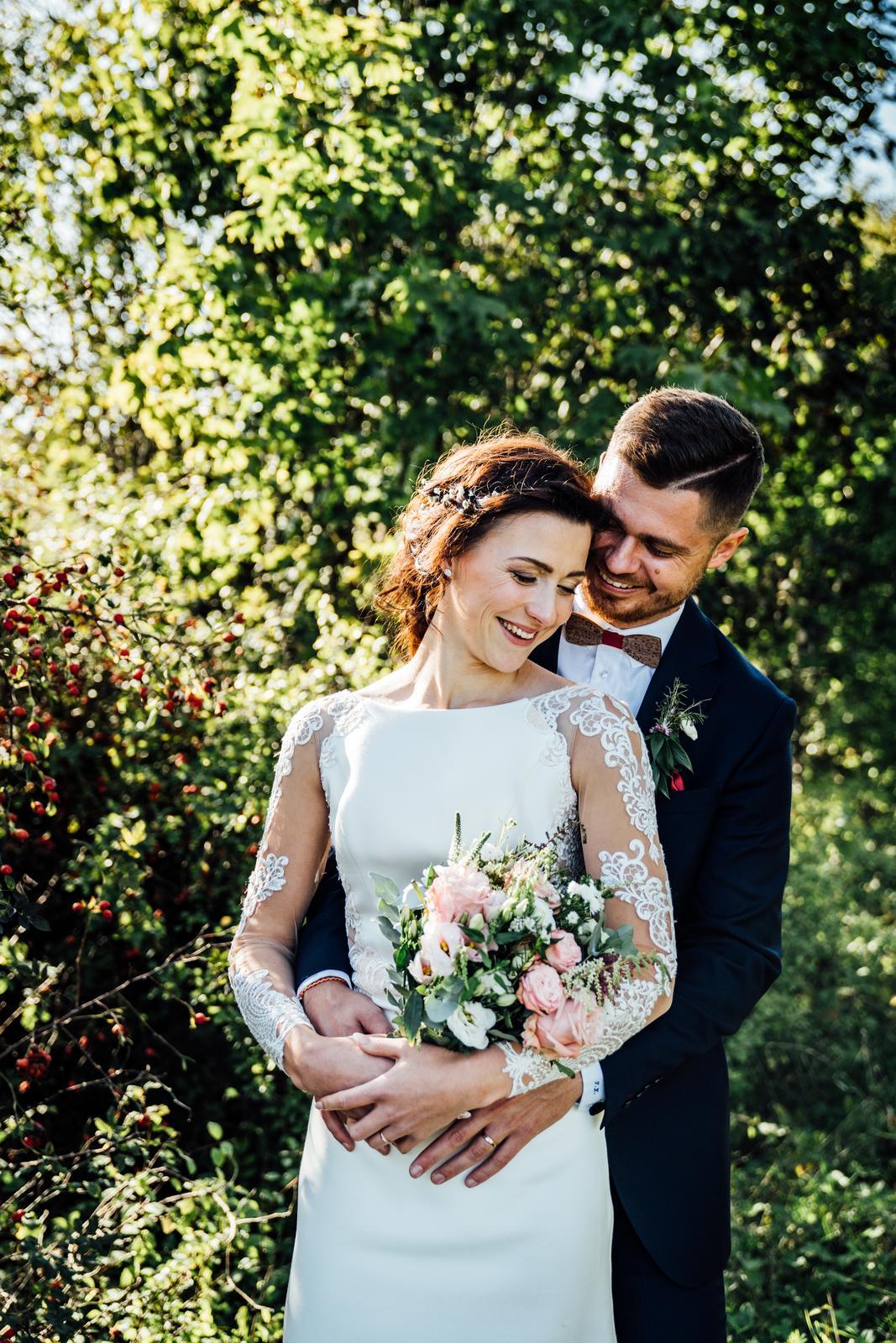 Kateřina & Tomáš (Podzimní svatba 2019) - Obrázek č. 1