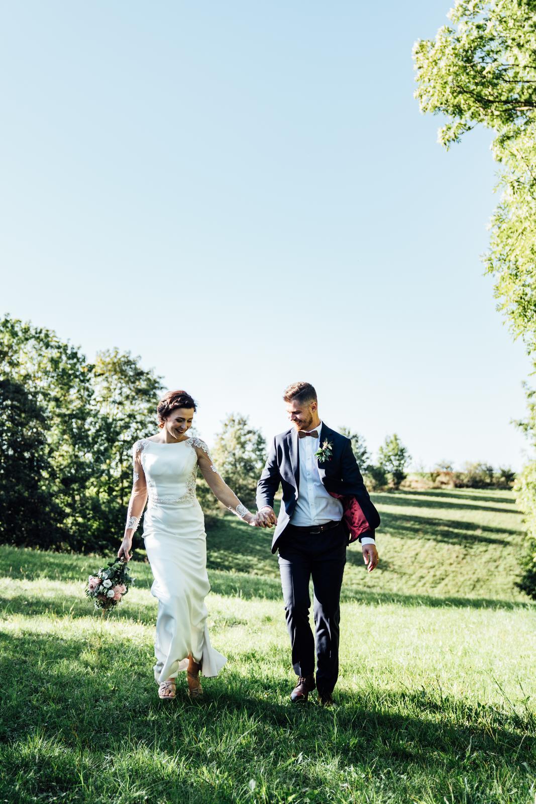 Kateřina & Tomáš (Podzimní svatba 2019) - Obrázek č. 22