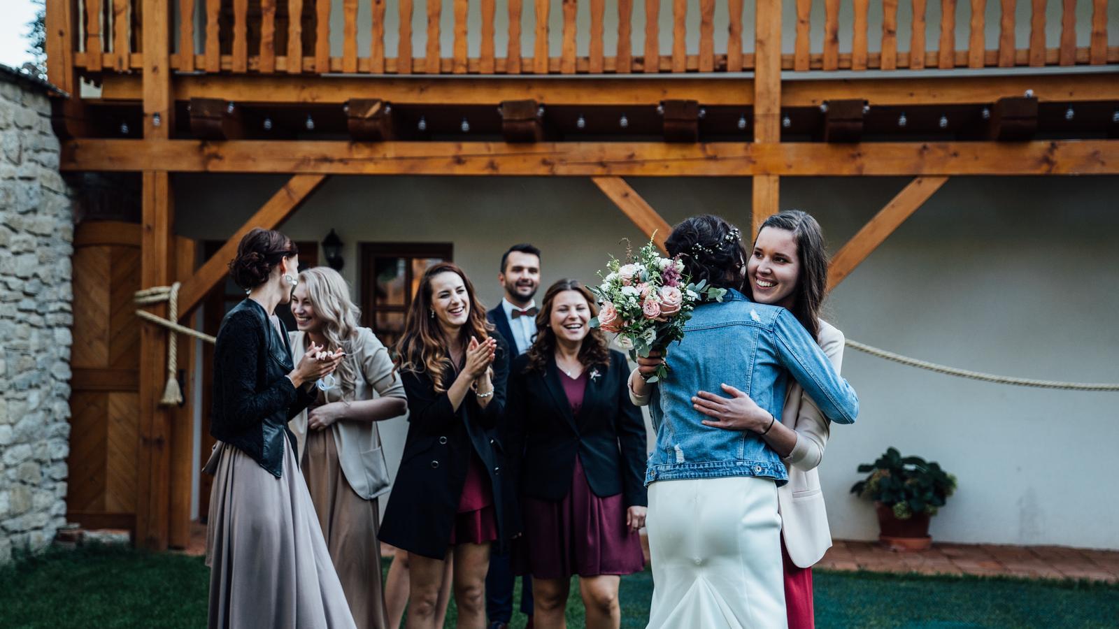 Kateřina & Tomáš (Podzimní svatba 2019) - Obrázek č. 26