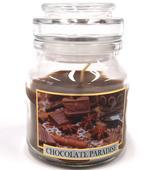 Sviečka čokoláda - aromatická,