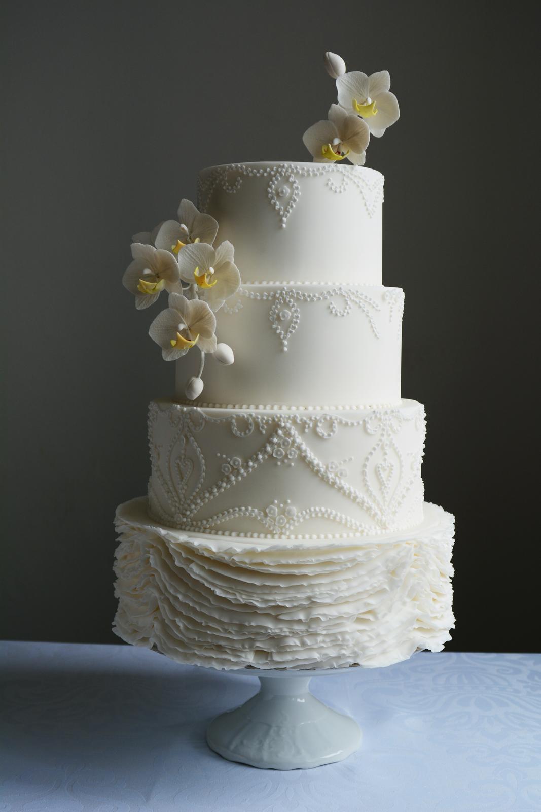 Nové dorty - Obrázok č. 1