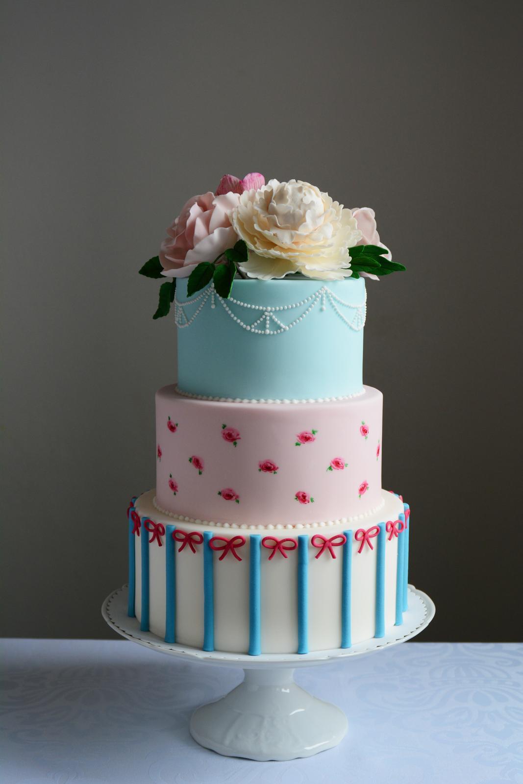 Nové dorty - Obrázok č. 3