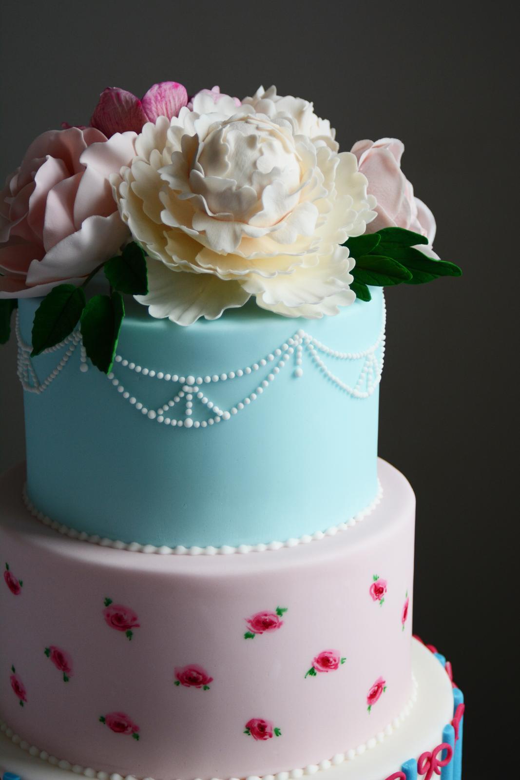 Nové dorty - Obrázok č. 4