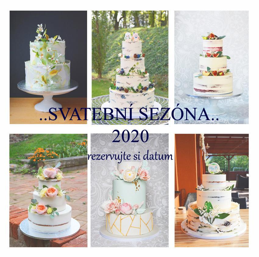 Svatební sezóna 2020 - Obrázek č. 1