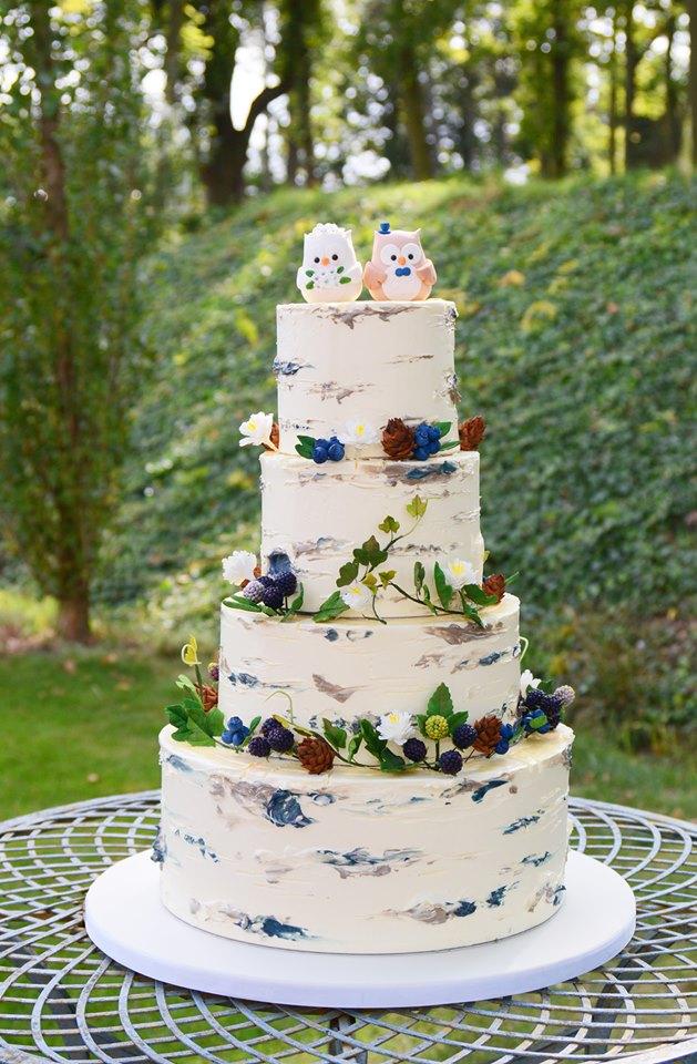 Svatební dort - Obrázek č. 1