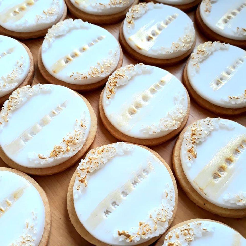 Makronky a sušenky