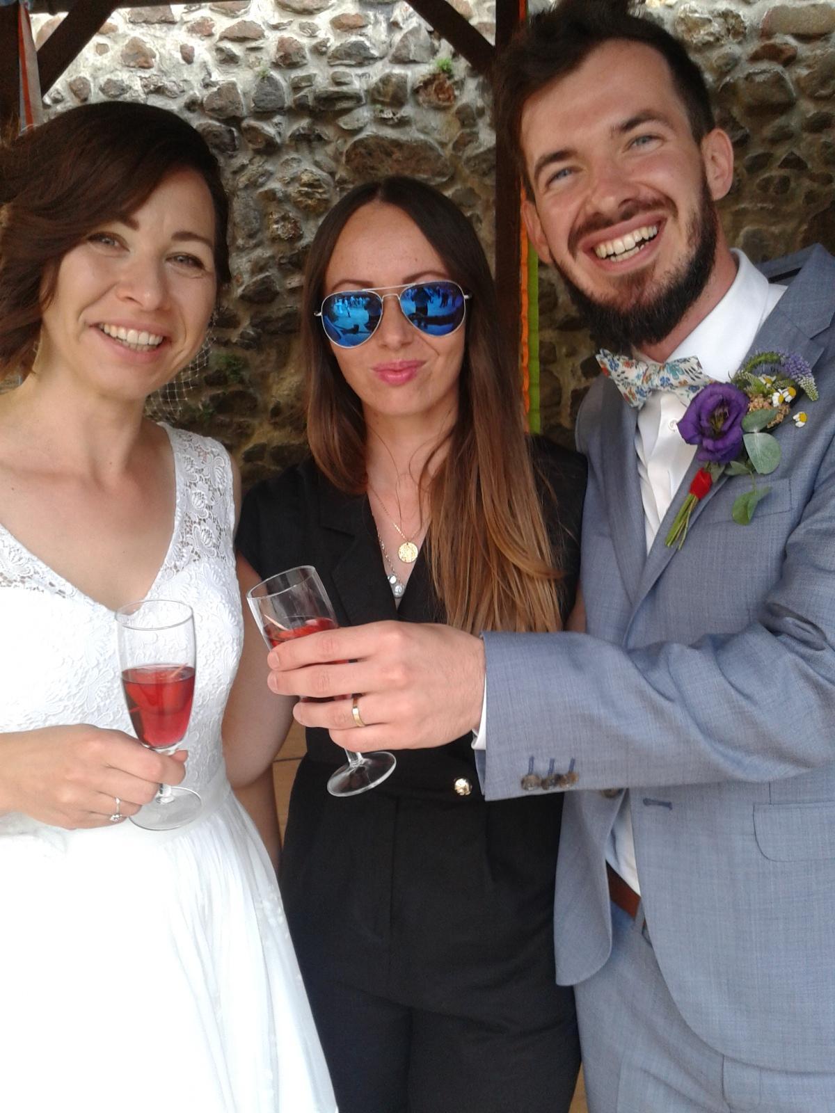 Svadba pod holým nebom - Kremnica - dj eLLy d - svadba Kremnica - dj eLLy d