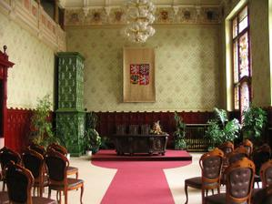 nádherná napajedelská radnice