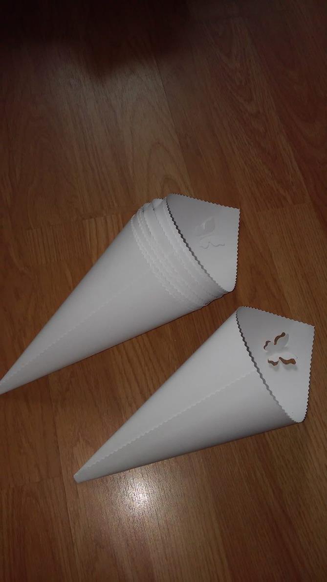 Kornouty na rýži, nebo plátky růží - Obrázek č. 1
