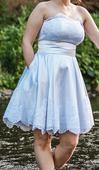 letní svatební šaty, 38