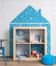 Domeček pro panenky - DIY