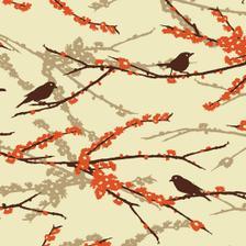 Na polštářky - Aviary 2 od Joel Dewberry