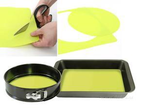Silikonová podložka na pečení místo pečicího papíru - Dedra